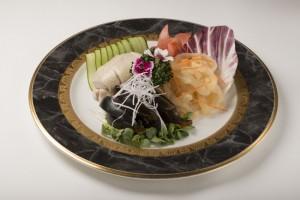 三種冷菜の盛り合わせ ¥2,300(税込)