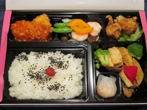 菩提樹特製お弁当販売のお知らせ(1,620円)